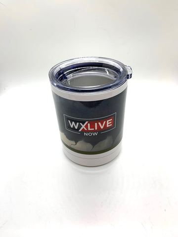 WxLive Now Insulated Mug with tornado wrapping