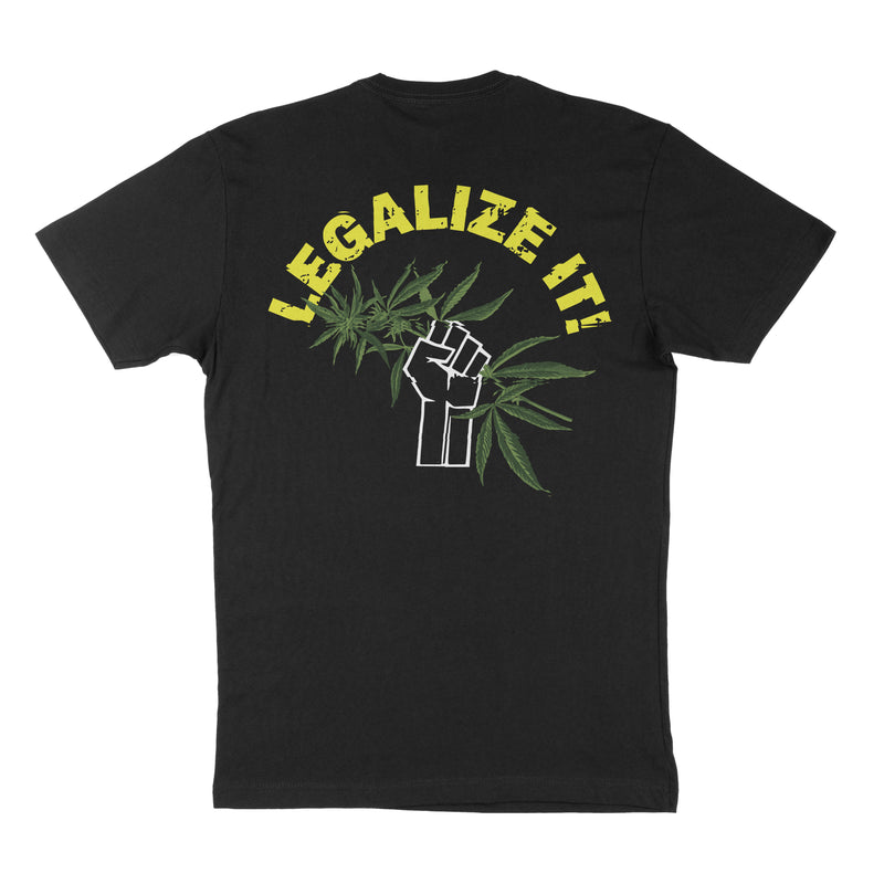 Legalize It! - Call to Action
