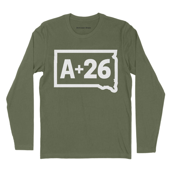 A+26 Long Sleeve Tee