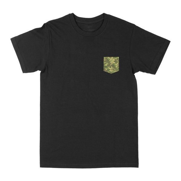 """KK"" Camo pocket tee"