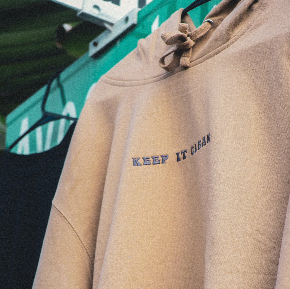 Groovy Hoodie - Keep It Clean Collection
