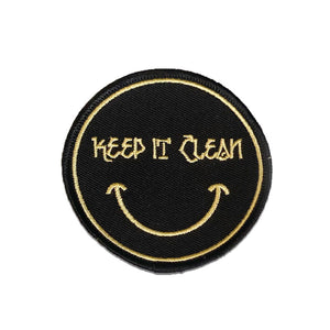 Keep It Clean Patch