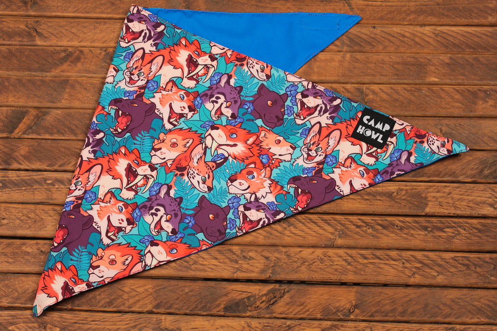 Load image into Gallery viewer, Wildcat Bandana
