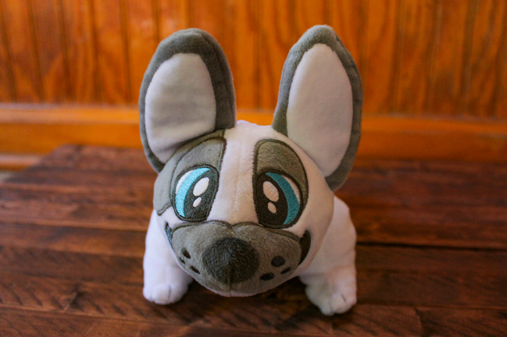 Load image into Gallery viewer, French Bulldog Plush