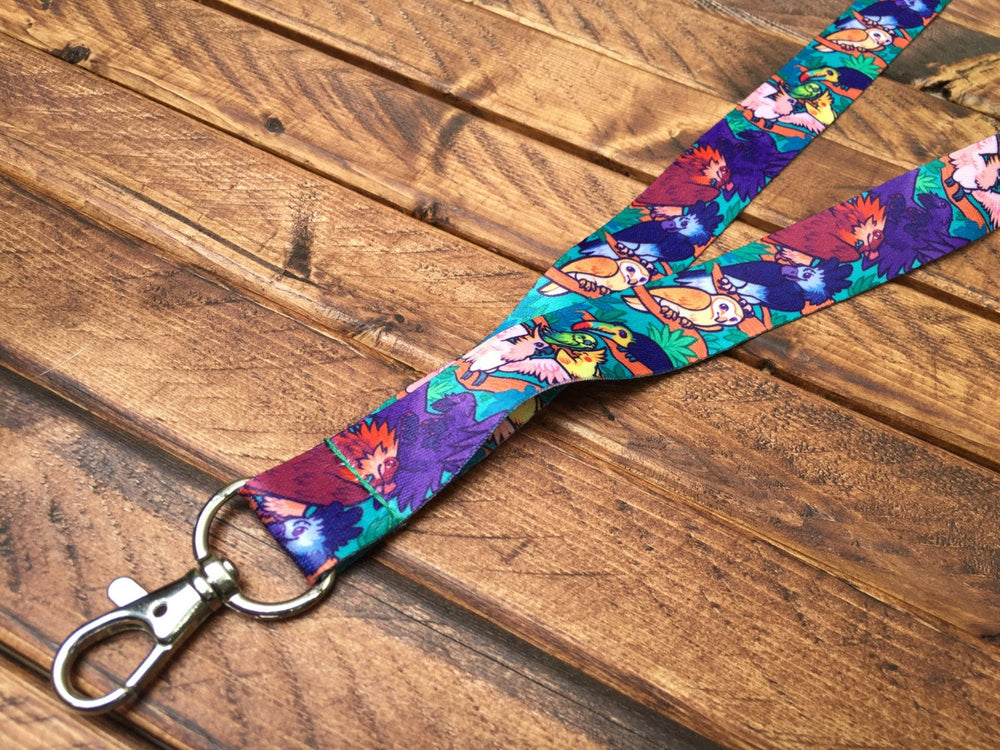 Load image into Gallery viewer, Bird Lanyard