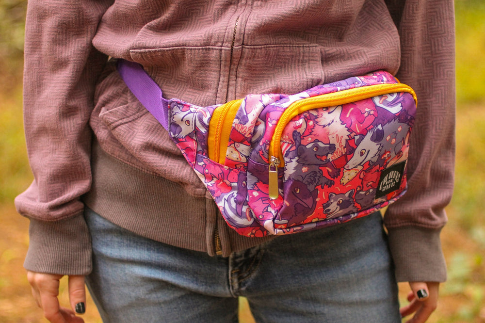 Load image into Gallery viewer, Urban Scavengers Fanny Pack