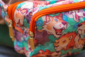 Load image into Gallery viewer, Wildcat Fanny Pack