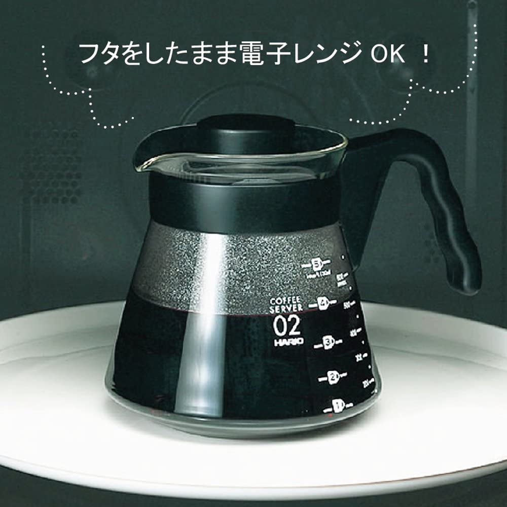 HARIO 日本製 V60 咖啡壺 滴漏壺 Coffee Server VCS 450ml/700ml/1000ml