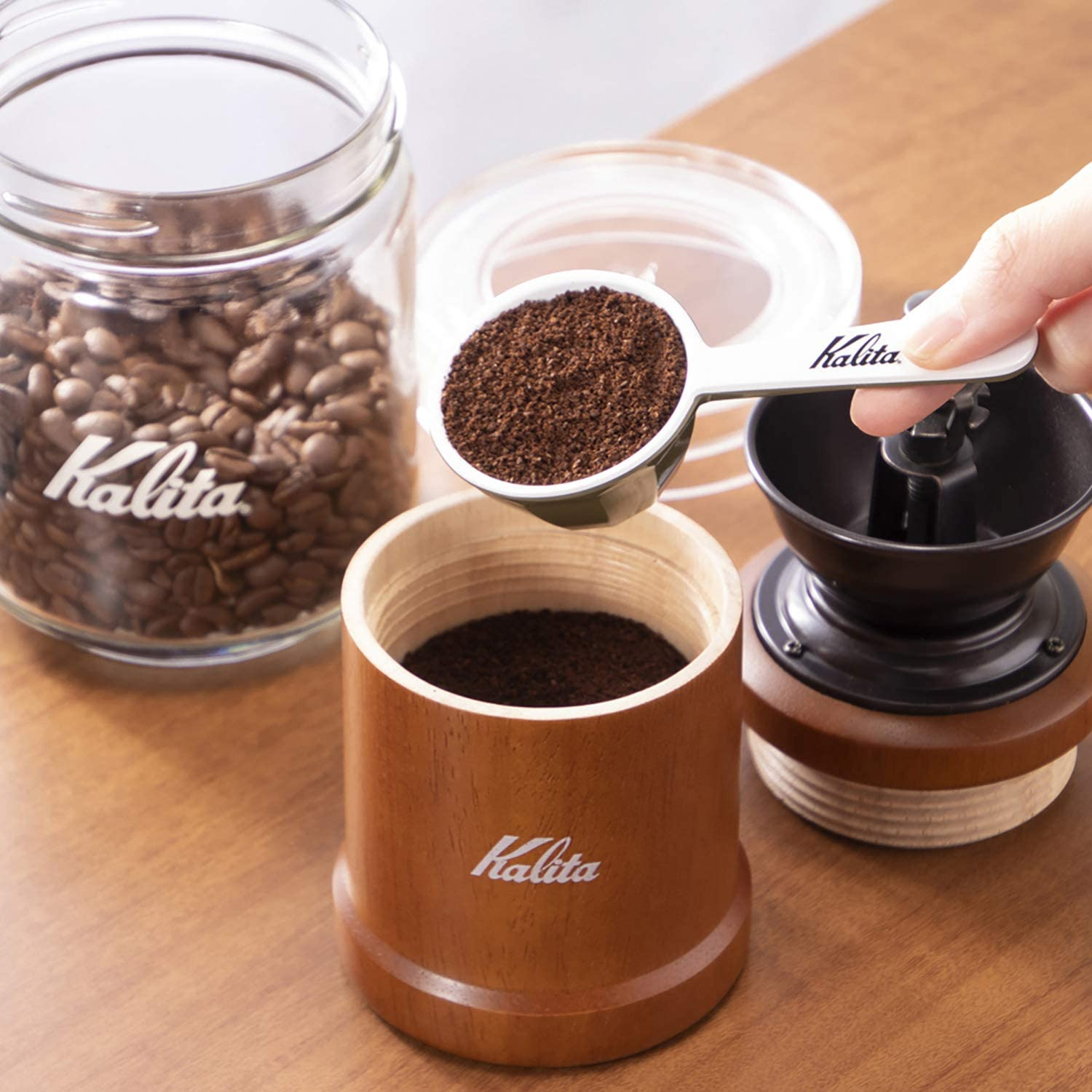 Kalita 咖啡匙 Measuring Spoon丨Coffee Spoon (3色)