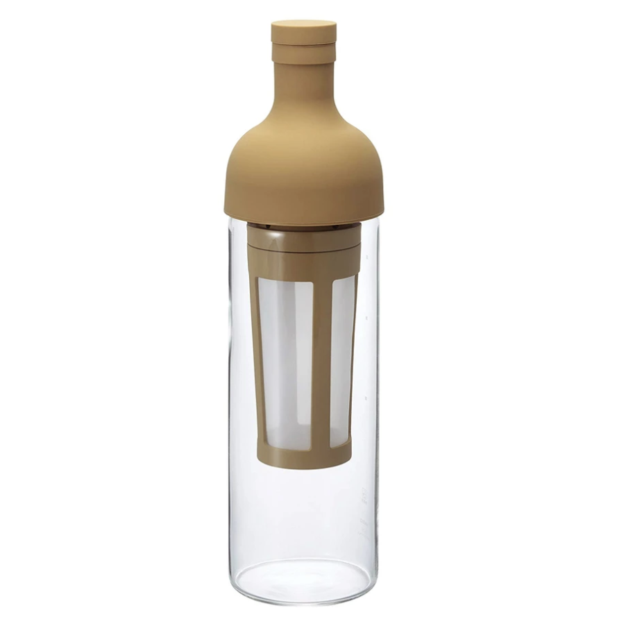 HARIO 酒瓶冷泡咖啡壺連濾隔 650ml Filter-in Coffee Bottle Cold Brew FIC-70 - Shoptake 生活雜貨