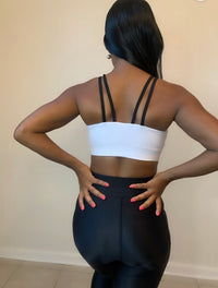 Ying and Yang Sports Bra