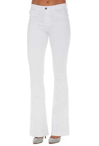 AG Denim - AG Denim: The Janis in White - ChloesofCaptiva.com - 1