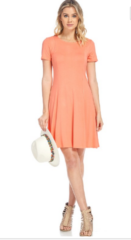 Melondrama Tunic Dress