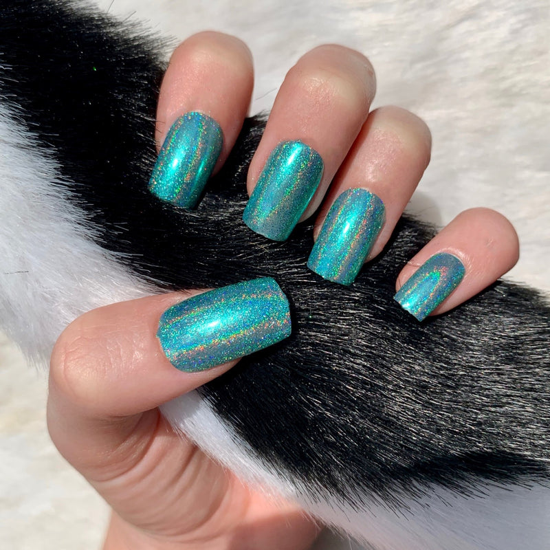 Emerald City - Holographic