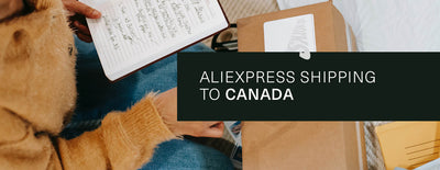 How long does AliExpress take to ship to Canada