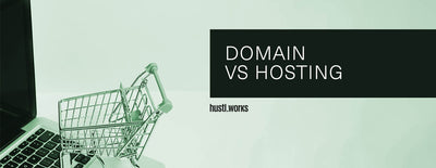 Do you know the difference between domain registration and hosting?