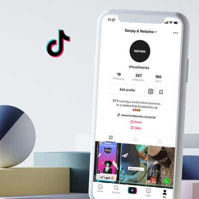 TikTok Video Templates (Bonus: Canva Guide) - hustlworks