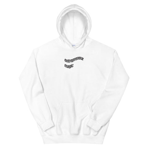 entrepreneur magic — Unisex Hoodie