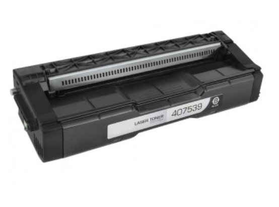 407539 Black Toner Compatible For Ricoh SP C250DN Ricoh SP C250SF Ricoh SP C261SF Toner