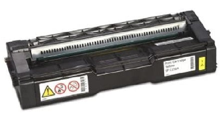 407656 Yellow Toner Compatible For Ricoh SP C252DN Ricoh SP C252DN Ricoh SP C262SFNwToner