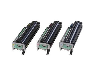 407096 Ricoh SP C830 3 color PCU (cyan, magenta, yellow) Lanier SP C830DNHA Toner, Lanier LP540C, Lanier LP550C, Color