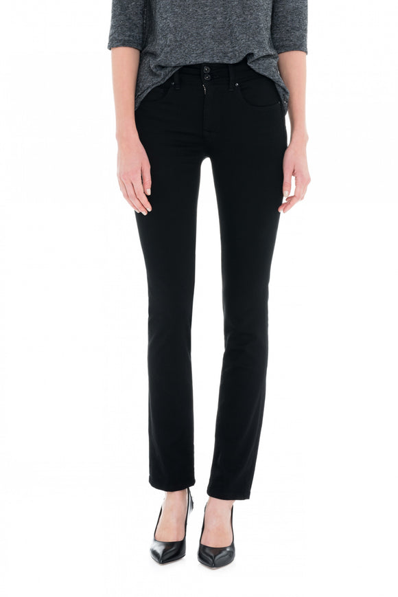 Long Black Slim Salsa (size 8-18)