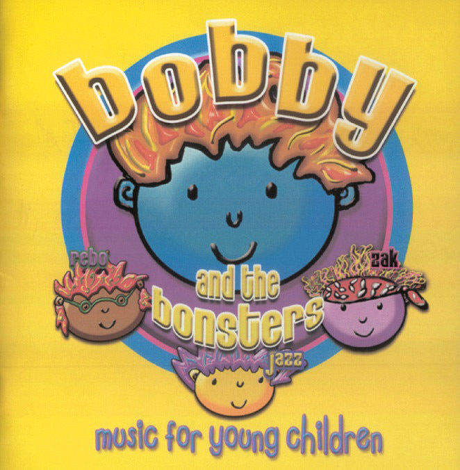 Bobby and the Bonsters album - mp3