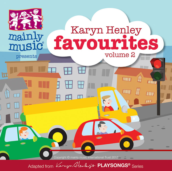 Karyn Henley Favourites - Volume 2 CD