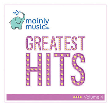Greatest Hits Volume 4 CD