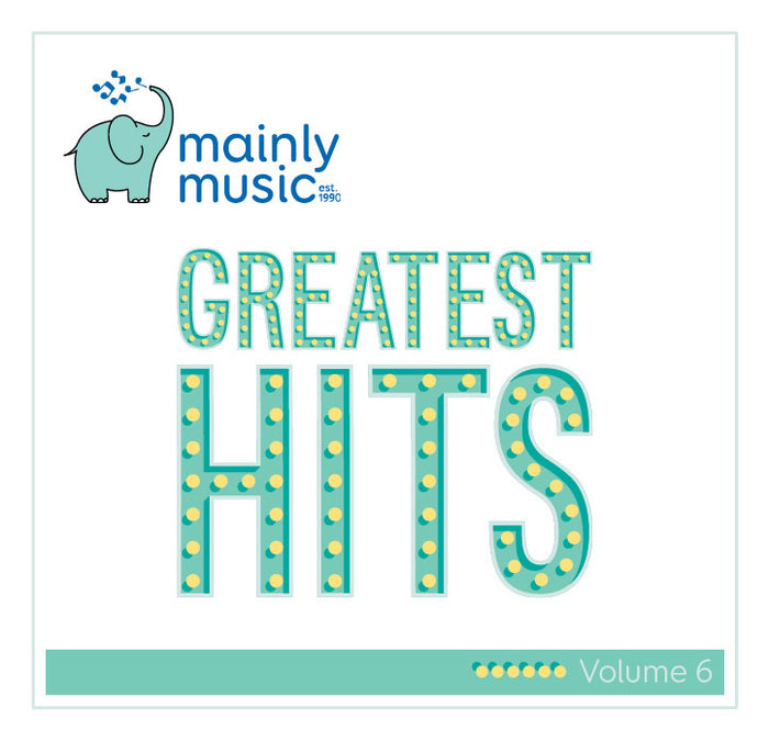Greatest Hits Volume 6 CD