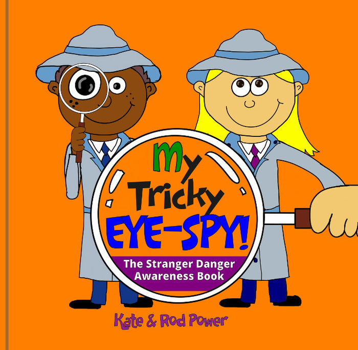 My Tricky Eye-Spy book