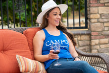 Load image into Gallery viewer, Campos Tank Top - Blue