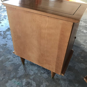 Mid Century Modern Bedside Tables - Pair