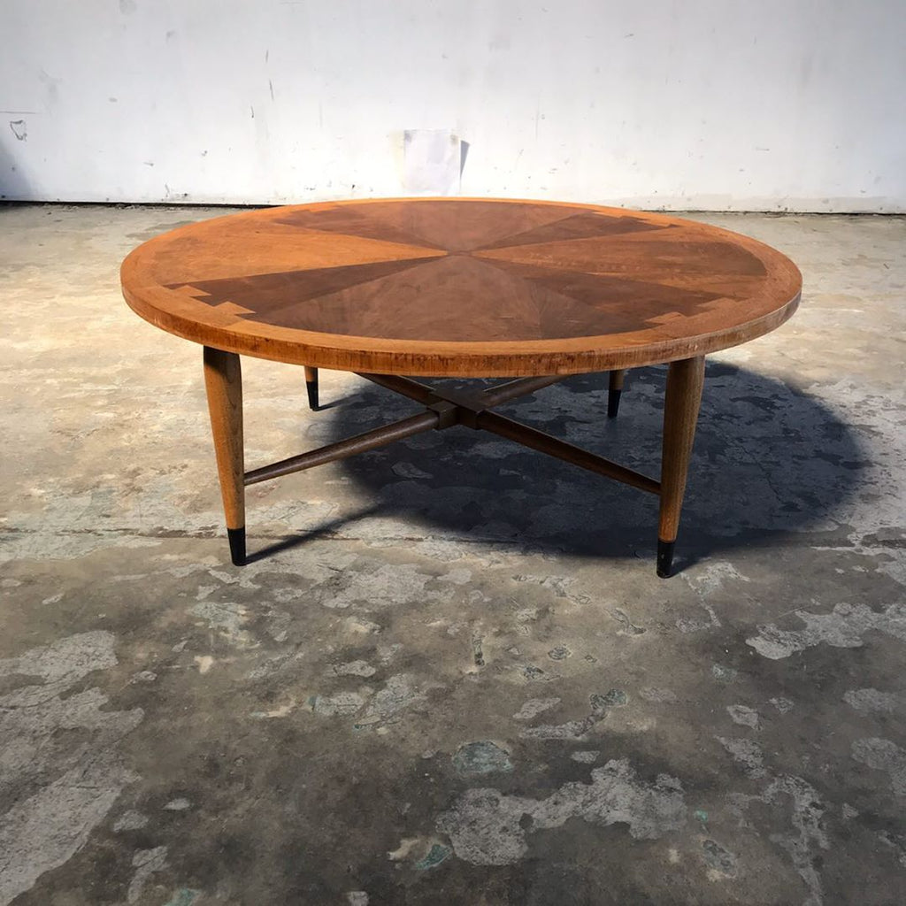 Mid Century Modern Walnut Coffee Table by Lane