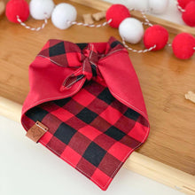 Load image into Gallery viewer, I ate Santa's Cookies Dog Bandana