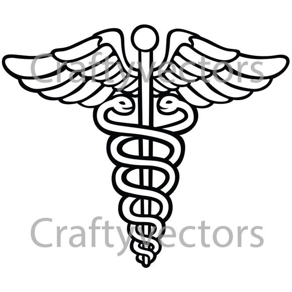 Caduceus Vector File