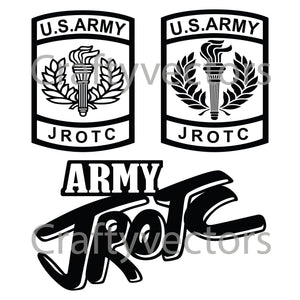 JROTC Logo Vector File