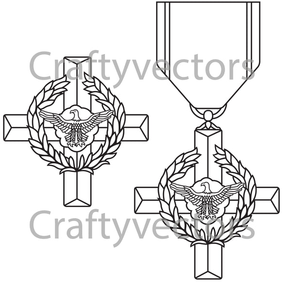 Air Force Medal Vector File