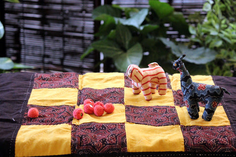 let's play: handmade indian traditional games
