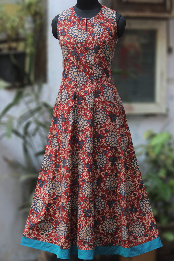 maxi dress - dahlias & the mini rosa