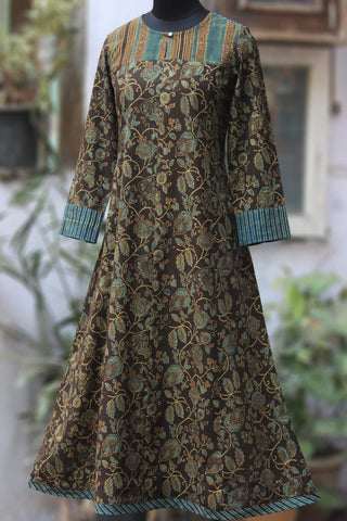 a-line anarkali - penny rose & waterfall