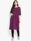 mangalgiri tent dress - mulberry & mixtape