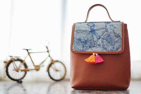 2AM by anjali & meha - cycle backpack