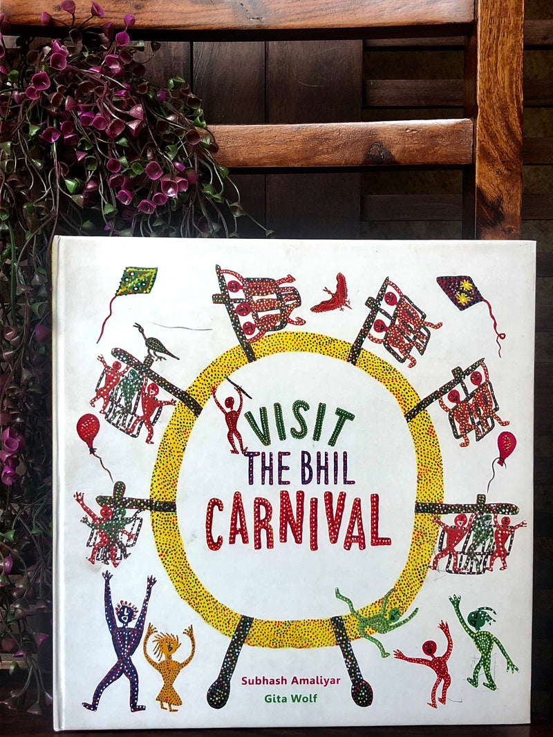 book bliss - visit the bhil carnival