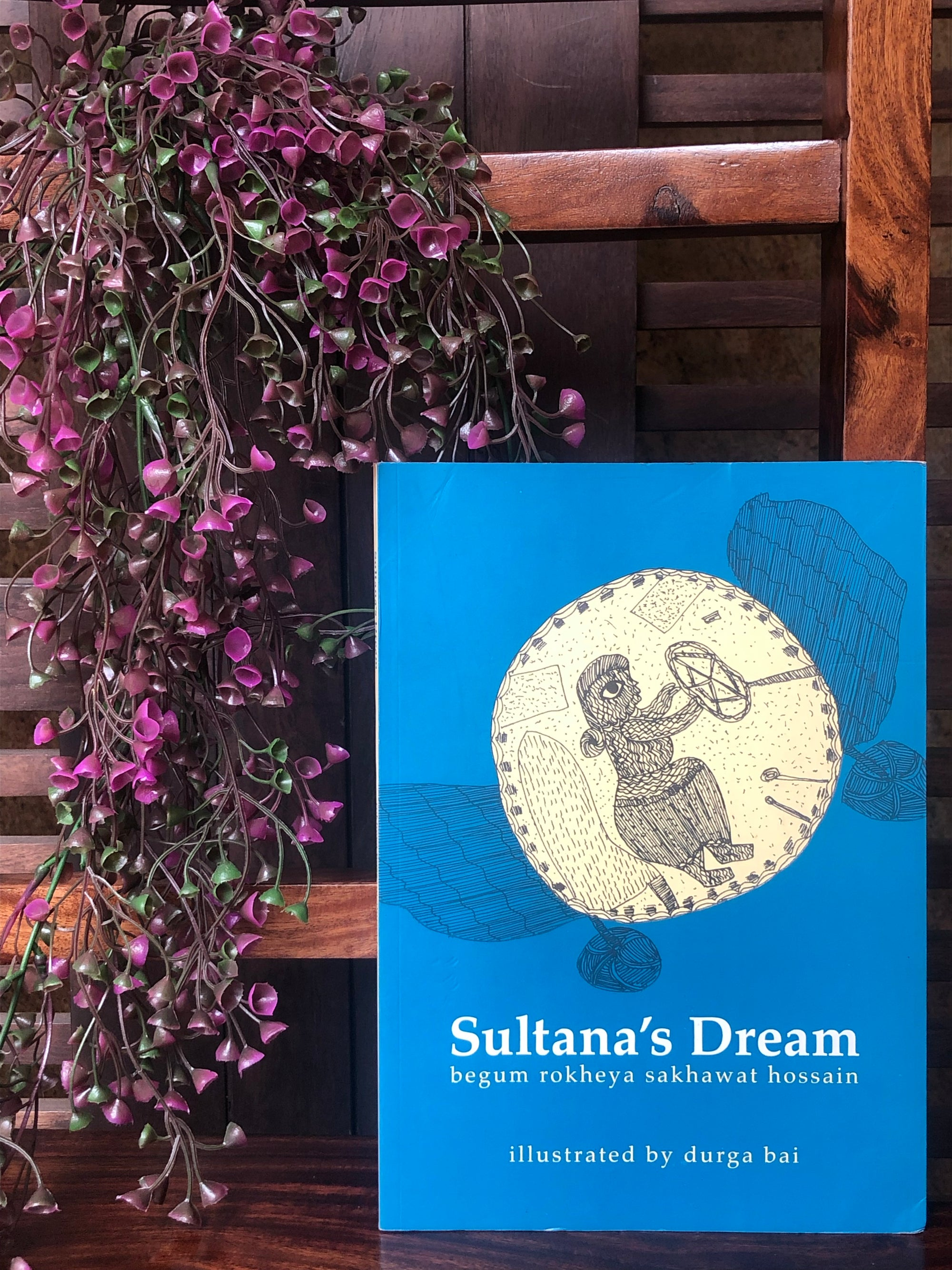 book bliss - sultana's dream