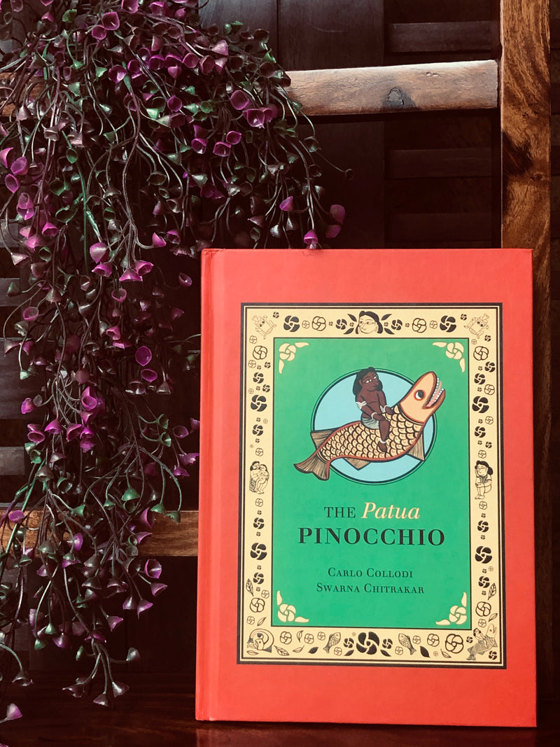 book bliss - the patua pinocchio