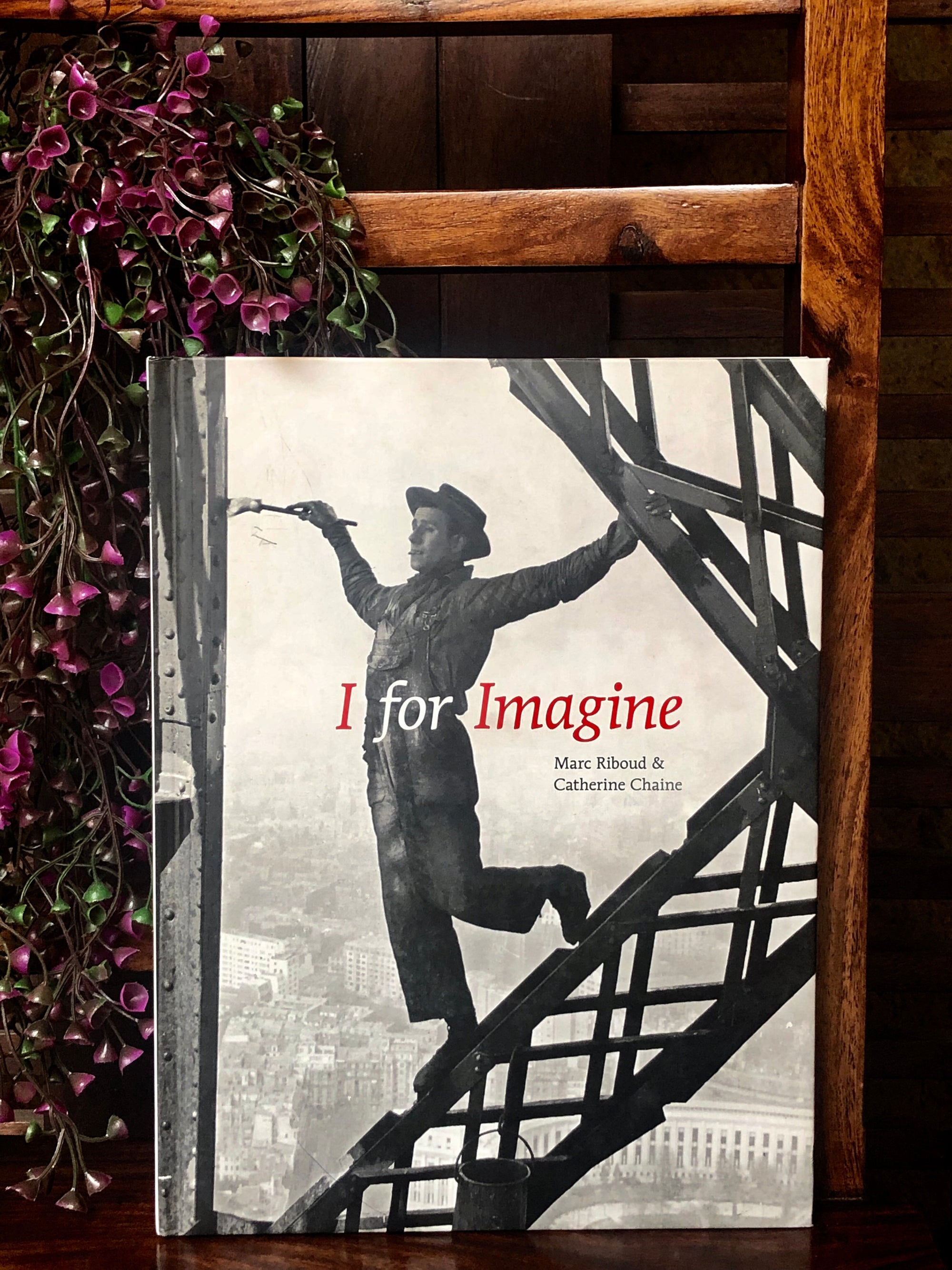 book bliss - i for imagine