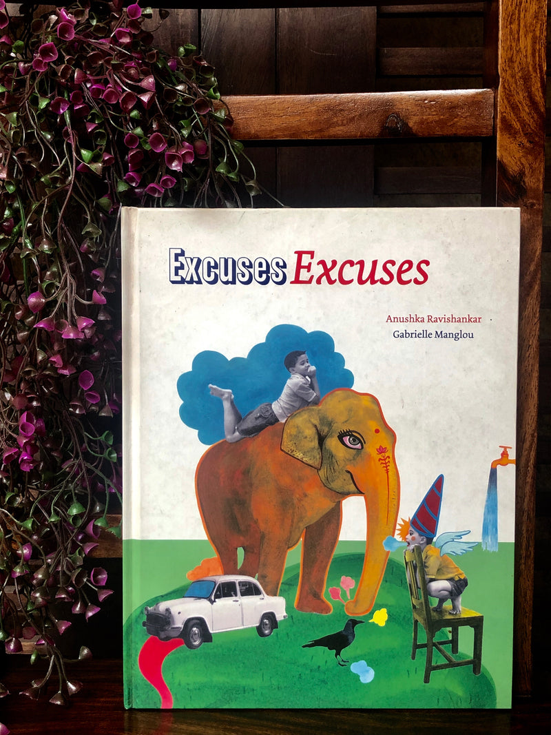 book bliss - excuses excuses