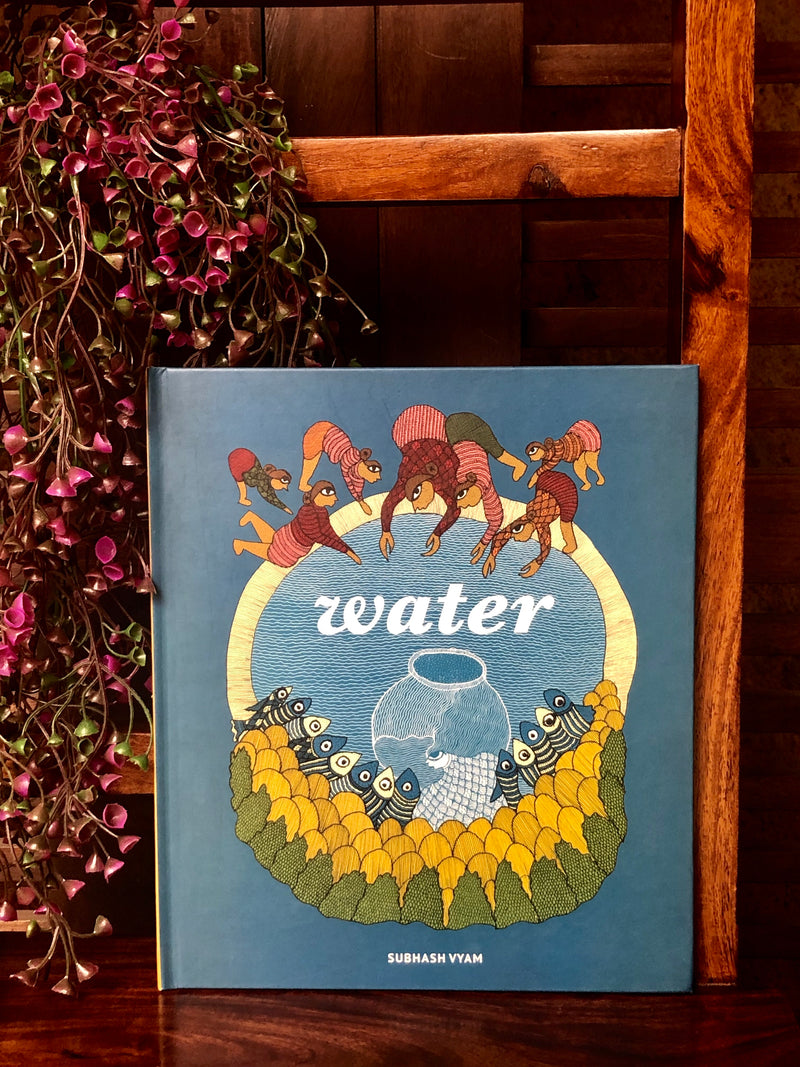 book bliss-water
