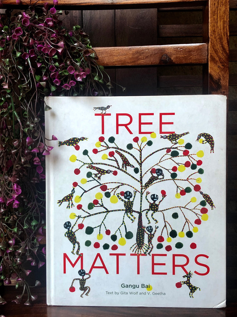 book bliss - tree matters